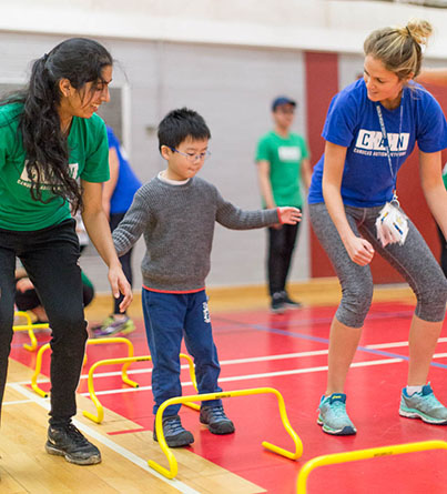 Physical Literacy for children with autism ages 3-6